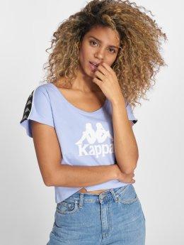 Kappa T-Shirty Delia  niebieski