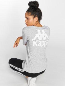 Kappa T-Shirty Tiada szary