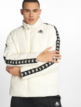 Kappa Männer Übergangsjacke Dilan in weiß