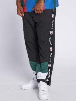 Karl Kani joggingbroek Retro zwart