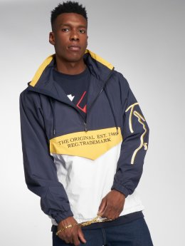 Karl Kani Lightweight Jacket Retro Blocked blue