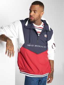 Karl Kani Lightweight Jacket Retro Blocked white
