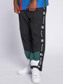 Karl Kani Pantalón deportivo Retro negro