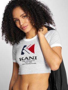 Karl Kani t-shirt OG grijs