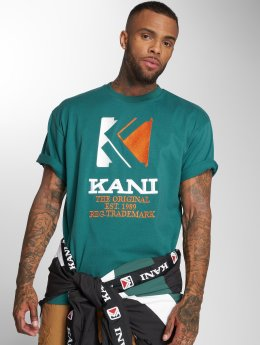 Karl Kani T-Shirty OG zielony