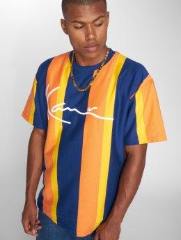 Karl Kani T-skjorter College blå