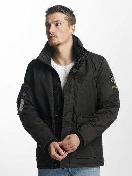 Khujo Зимняя куртка Oxo серый
