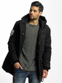 Khujo Зимняя куртка Samuel черный