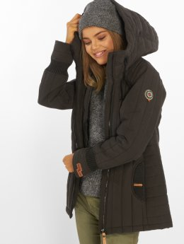 Khujo Зимняя куртка Tweety Prime черный