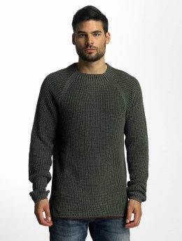 Khujo Пуловер Pentos зеленый