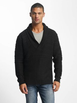 Khujo Пуловер Nicolas серый