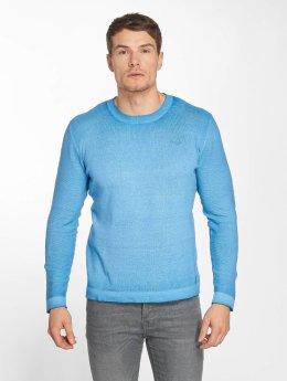 Khujo Пуловер Pedro синий