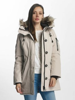 Khujo Giacca invernale Mary beige