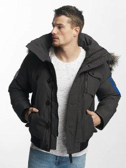 Khujo Manteau hiver Vasco gris