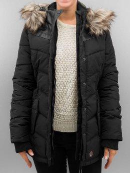 Khujo Manteau hiver Winsen noir