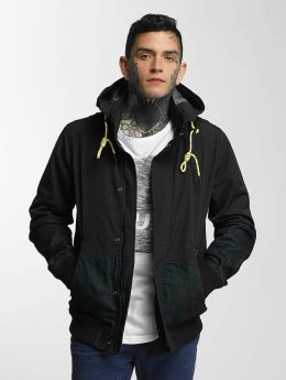 Khujo Darven Jacket Black Denim