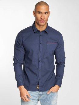 Khujo overhemd Savvy blauw