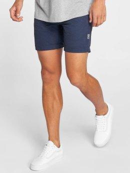 Khujo shorts Caden blauw