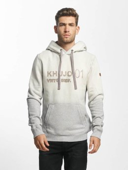 Khujo Sweat capuche Weldo gris