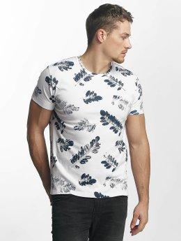 Khujo T-Shirt Tisco weiß