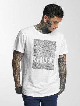 Khujo Tario T-Shirt White