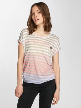 Khujo T-shirts Zaida mangefarvet