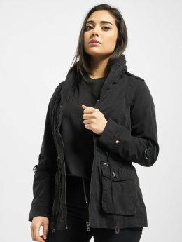 Khujo Transitional Jackets Cass  svart
