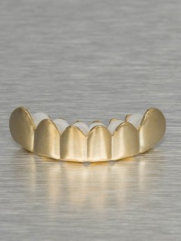 KING ICE More Plain Bottom gold colored