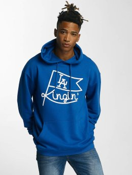Kingin Hoody Flag blau