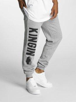 Kingin Pantalone ginnico Osiris grigio