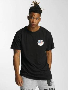 Kingin T-Shirt Melrose noir