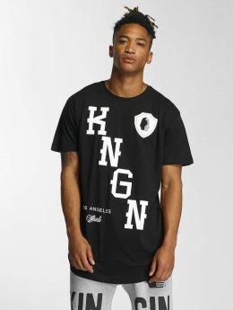 Kingin T-Shirt KNGN schwarz