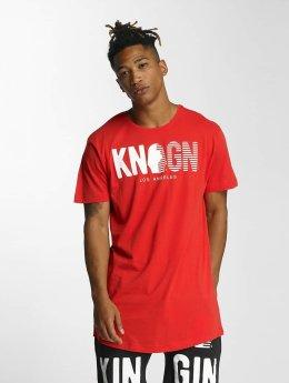 Kingin T-shirts Pharao rød