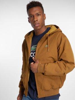 Lacoste Демисезонная куртка Transition коричневый