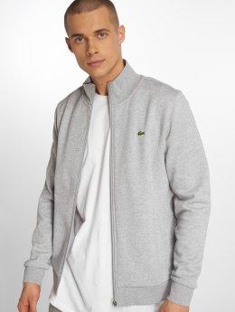 Lacoste Демисезонная куртка Sweat серый