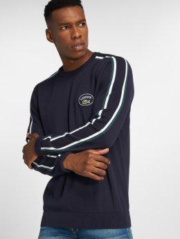 Lacoste Пуловер Contrast синий