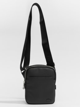 Lacoste Bag XS Flat Crossover black