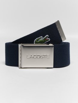 Lacoste Belt Basic blue