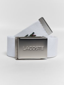Lacoste Belt Basic white