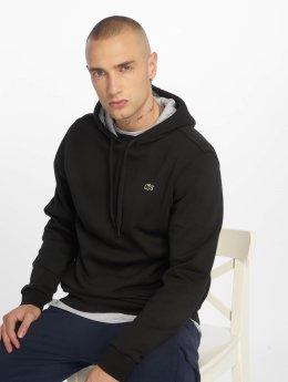 Lacoste Bluzy z kapturem Basic czarny