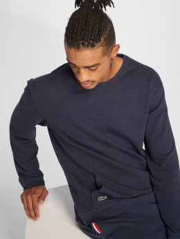 Lacoste Camiseta de manga larga Carl azul
