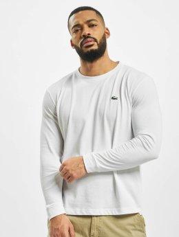 Lacoste Camiseta de manga larga Sport blanco