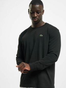 Lacoste Camiseta de manga larga Sport negro