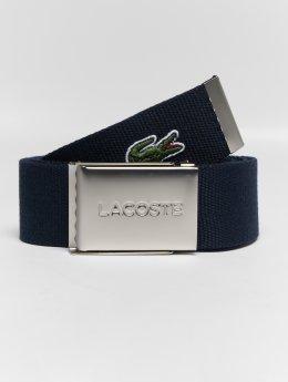 Lacoste Cinturón Basic azul