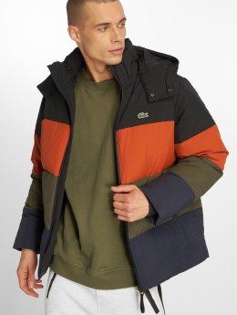 Lacoste Gewatteerde jassen Deperlant oranje