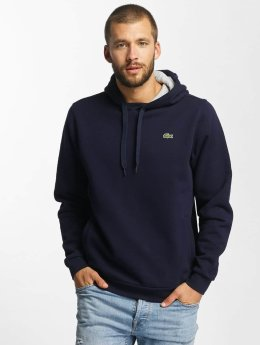 Lacoste Hoodies Basic blå