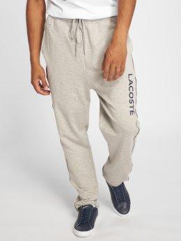 Lacoste Jogging kalhoty Lounge šedá