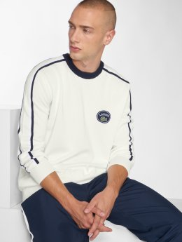 Lacoste Jumper Contrast white