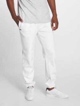 Lacoste Pantalón deportivo Sweat blanco