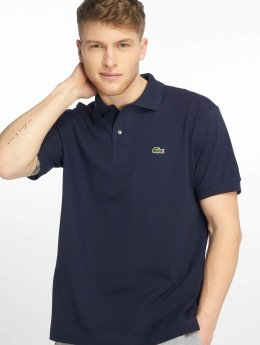 Lacoste Polo Basic bleu